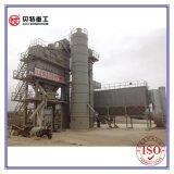Máquina de construcción de planta mezcladora de asfalto con servicio de ultramar LB1000.
