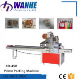 Kd-450 Chips automático de la patata la tuerca de la bolsa de comida de mar de la máquina de embalaje