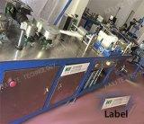 Medizinische Pöbel-Klipp-Streifen-Wegwerfschutzkappe, die Maschine herstellt