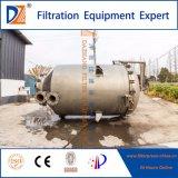 Tipo filtro del piatto di alta efficienza della DZ dal foglio di pressione