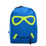 O dia por atacado dos estudantes Backpacks o saco de escola dos miúdos do poliéster 600d