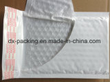 Co突き出された膜の泡エンベロプ袋の耐衝撃性の防水小さいパッケージのPEのプラスチック白い灰色の明白なポストの泡袋