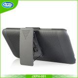 Zte A460のための卸し売りコンボのホルスターの擁護者の携帯電話の箱