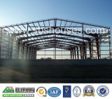 Casas prefabricadas de acero de la estructura de China para el hangar