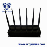 6 Bands All Remote Controls RF Jammer (315/433/868/915MHz)
