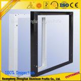 6063T5 de aluminio de extrusión de aluminio anodizado de marco del panel solar