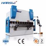 63T2500 Dual síncrono hidráulico Servo CNC prensa de doblado