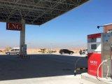 Equipo usado dispensador confiable de la gasolinera del GASERO
