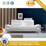 أثاث لازم خشبيّة بيتيّ يعيش غرفة جلد [سف/] أريكة ([أول-نسك206])