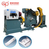 Ajuda automática do alimentador do Straightener para fazer as peças do condicionamento de ar (MAC4-400)