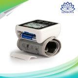 La atención de salud digital automático de Muñeca monitor de presión arterial para la medición y la frecuencia del pulso