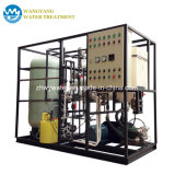 Instalações de dessalinização de água salgada RO Máquina de filtração de água salgada
