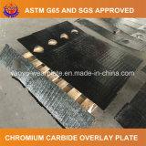 Плита верхнего слоя карбида хромия для оборудования Eearthmoving