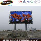 P10 Cores SMD LED de exterior do painel de parede de vídeo