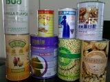 Auto pode alimentar, enchimento e máquina de embalagem