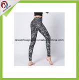 Hochwertige bequeme kundenspezifische gedruckte Yoga-Gamaschen für Frauen