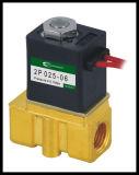 vanne électromagnétique 2p025-08 en plastique