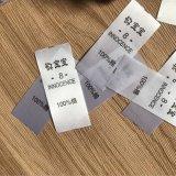 Печать разработке нестандартного размера одежды промойте печать этикетки