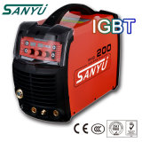 Saldatrice di industria 380V/3pH IGBT MMA di Sanyu (ARC-400 IGBT)