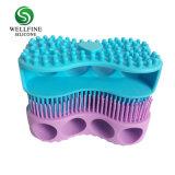 Novos Produtos da escova de limpeza para bebé de Silicone