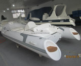Barco inflável do reforço do esporte de China Liya 4.3m com motor