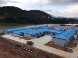 2018 het Nieuwe Lichte die Project van het Geprefabriceerd huis van het Staal in China wordt gemaakt