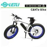 [ليثيوم بتّري] وإطار العجلة سمين درّاجة كهربائيّة