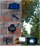 شمسيّ حديقة جدار ضوء مع [لد] إنارة