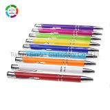 Hot-Selling stylo à bille plastique de la papeterie de bureau pour cadeau promotionnel