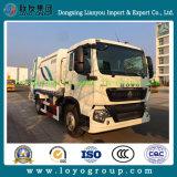 Neuer HOWO Kleinkapazitätsabfall-LKW China-für Verkauf