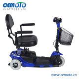 Mobilidade Eléctrica de 3 rodas scooters para deficientes e idosos
