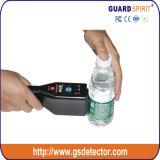 Detector líquido de la botella de mano, detector explosivo para el aeropuerto