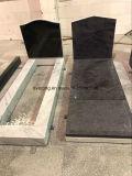 Headstone del granito di Bahama/Vizag/monumento blu pietra tombale/della lapide
