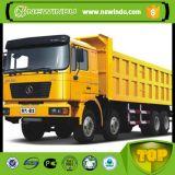 오른손 드라이브 Shacman F3000 8X4 12 바퀴 덤프 트럭