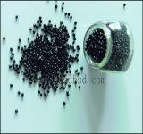Noir en plastique Masterbatch de matière première de HDPE