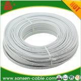 Câble d'alimentation BVVB/Bv, Bc Conductor, isolant en PVC. Câble sous gaine en PVC.