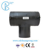HDPE passendes Gas-T-Stück (T-Stück verringernd)