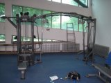 Handelsgymnastik-Geräten-/Five-multi Dschungel Tz-4009