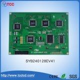 Syb240X128 EV40 옥수수 속 LCD 파란 유형 전시 240*128는 LCD 모듈을 간색한다