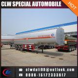 半3つの車軸中国からの腐食性の液体の交通機関のトレーラトラックのステンレス鋼のトラックのトレーラー