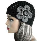 かわいい赤ん坊の帽子のかぎ針編みパターン、帽子、暖かい帽子、編まれた帽子、