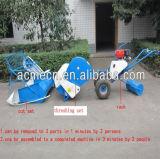 Fabricado na China a Colheitadeira de Arroz / Tipos de Colheitadeira