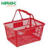 Супермаркет /магазин пластиковые корзины