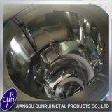 Doux et complet sur le disque prépercé AISI 304 Bande en acier inoxydable 316