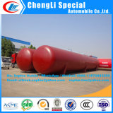 給油所のための地上タンクLPGタンクの上の中国の貯蔵タンクの工場供給10cbm 20cbm 30cbm 50cbm 80cbm 100cbm LPGのガスの貯蔵タンクタンク容器LPG