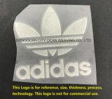 Silicone de personnaliser le logo d'impression de transfert de chaleur pour vêtements Accessoires