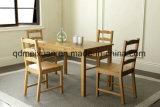 Mesa de jantar em madeira maciça Sala Escura (M-X2432)