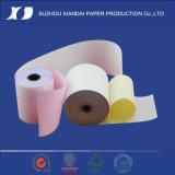 2-Ply NCR Rollo de papel de 76mm X 60mm