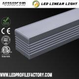 Perfil de aluminio de la protuberancia de aluminio ligera linear LED de Pn4118 LED