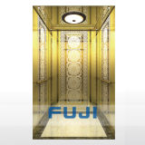 Ascensores residenciales FUJI y uso de AC, el accionamiento hidráulico de elevación tipo ascensor